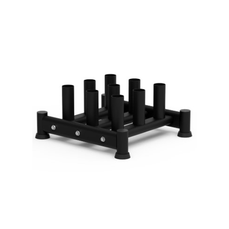 9 Bar Lifting Barbell Rack